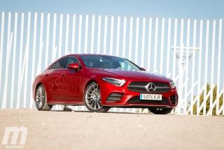 Galería Mercedes CLS 350d - Foto 4