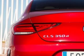 Galería Mercedes CLS 350d Foto 43
