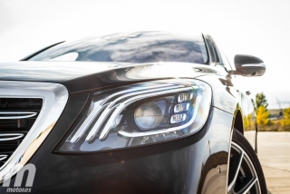Galería Mercedes S 560 Foto 18