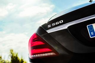 Galería Mercedes S 560 Foto 47