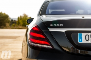Galería Mercedes S 560 Foto 48