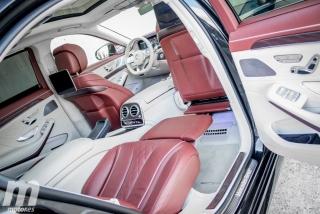 Galería Mercedes S 560 Foto 88