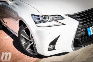 Galería Prueba Lexus GS 300h - Foto 5