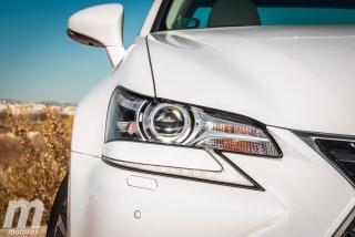 Galería Prueba Lexus GS 300h - Foto 6