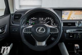 Galería Prueba Lexus GS 300h Foto 30