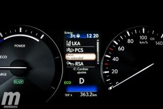 Galería Prueba Lexus GS 300h Foto 38