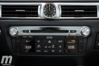 Galería Prueba Lexus GS 300h Foto 42