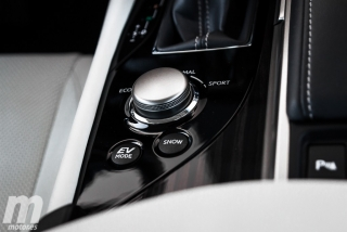 Galería Prueba Lexus GS 300h Foto 52