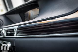 Galería Prueba Lexus GS 300h Foto 60