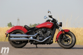 Fotos de Indian Scout Sixty
