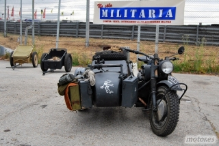 Jarama Vintage Festival 2013: Las motos