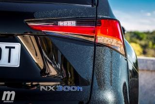 Lexus CT 200h y NX 300h 2018 Foto 27
