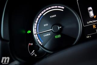 Lexus CT 200h y NX 300h 2018 Foto 35