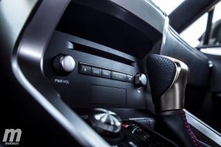 Lexus CT 200h y NX 300h 2018 Foto 43