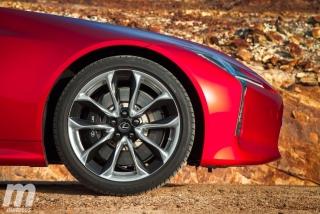 Foto 4 - Fotos Lexus LC 500 Sport +