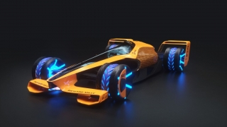 McLaren MCLExtreme F1 2050 - Foto 2