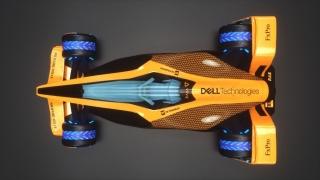 McLaren MCLExtreme F1 2050 - Foto 3