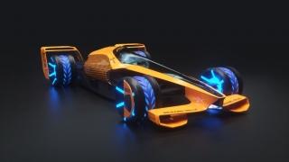 McLaren MCLExtreme F1 2050 - Foto 4