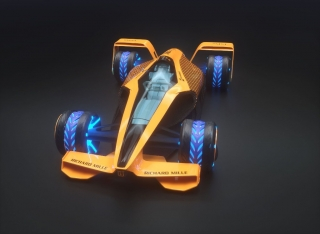 McLaren MCLExtreme F1 2050 - Foto 5