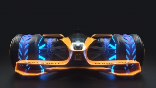 McLaren MCLExtreme F1 2050 - Foto 1