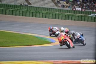Moto3. Carrera GP Valencia 2012