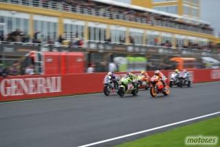 MotoGP. Carrera GP Valencia 2012