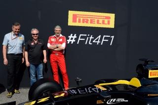 Foto 3 - Neumáticos Pirelli F1 2017
