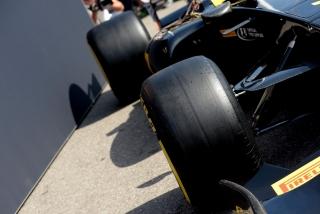 Foto 4 - Neumáticos Pirelli F1 2017