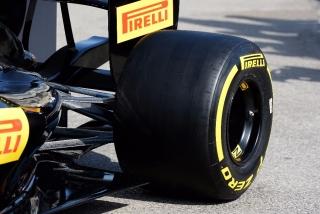Foto 2 - Neumáticos Pirelli F1 2017