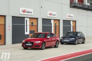 Nueva gama S de Audi Foto 9