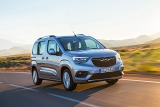 Foto 1 - Opel Combo Life 2018