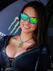 Paddock girls: Gran Premio Aragón, Motorland