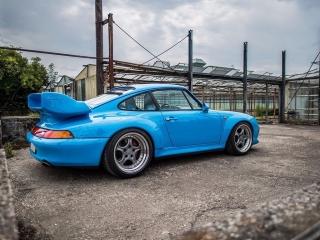 Foto 1 - Porsche 911 GT2 (993) de 1995