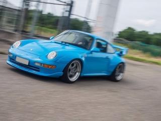Foto 2 - Porsche 911 GT2 (993) de 1995