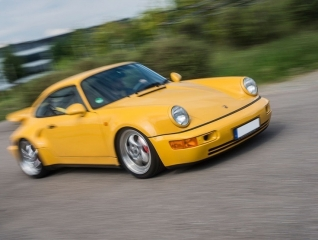 Foto 1 - Porsche 911 Turbo S Lightweight (964) de 1993