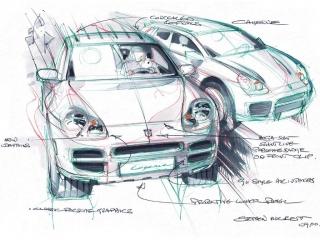 Porsche Cayenne, primera generación (2002 - 2010) Foto 3