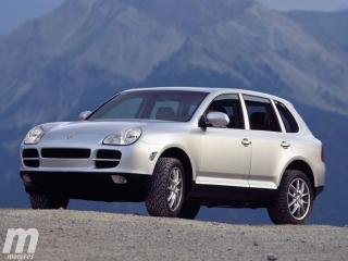 Porsche Cayenne, primera generación (2002 - 2010) Foto 4