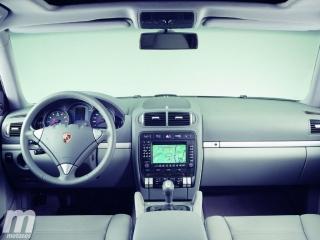 Porsche Cayenne, primera generación (2002 - 2010) Foto 6