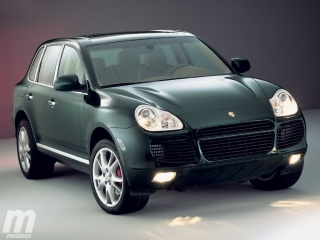 Porsche Cayenne, primera generación (2002 - 2010) Foto 14