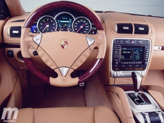 Porsche Cayenne, primera generación (2002 - 2010) Foto 19