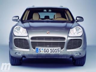 Porsche Cayenne, primera generación (2002 - 2010) Foto 21
