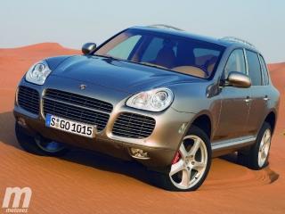 Porsche Cayenne, primera generación (2002 - 2010) Foto 23