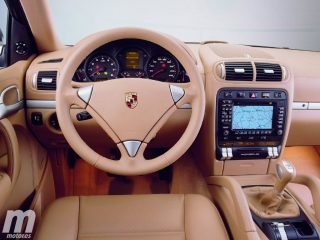Porsche Cayenne, primera generación (2002 - 2010) Foto 25