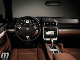 Porsche Cayenne, primera generación (2002 - 2010) Foto 31