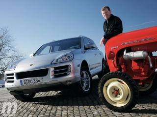 Porsche Cayenne, primera generación (2002 - 2010) Foto 32