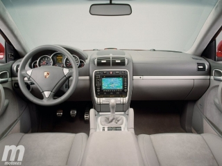 Porsche Cayenne, primera generación (2002 - 2010) Foto 38