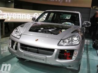 Porsche Cayenne, primera generación (2002 - 2010) Foto 48