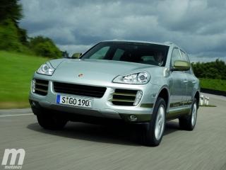 Porsche Cayenne, primera generación (2002 - 2010) Foto 43