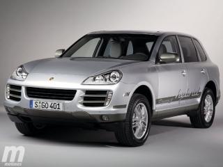 Porsche Cayenne, primera generación (2002 - 2010) Foto 70