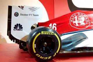 Foto 3 - Fotos Presentación Alfa Romeo Sauber F1 Team